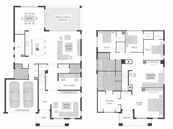 Most Inspiring 2 Bedroom House Plans Garage South Africa Lovely Best 3 And - Home 2 Bedroom House Plans South Africa Photo