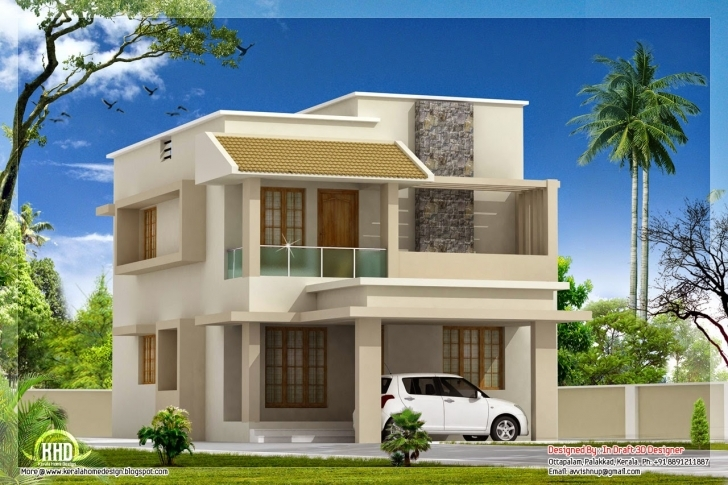 Most Inspiring 33+ Beautiful 2-Storey House Photos Simple Filipino 2 Storey House Design With Floor Plan Pic