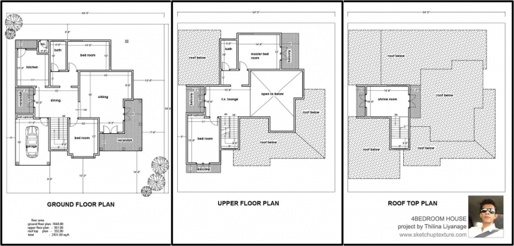 Most Inspiring Autocad 2D House Plans Free Download - Escortsea Autocad 2D House Picture Picture