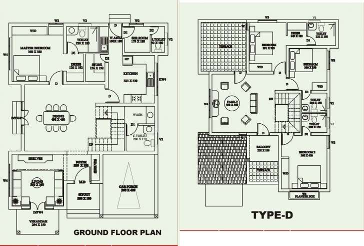 Most Inspiring Bcg Bungalows Floor Plan - House Plans | #30398 Bungalow Plans Image Image