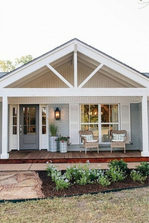 Most Inspiring Modern Farmhouse Exterior | Home Sweet Home | Pinterest | Modern Modern Farmhouse Plans Pinterest Pic