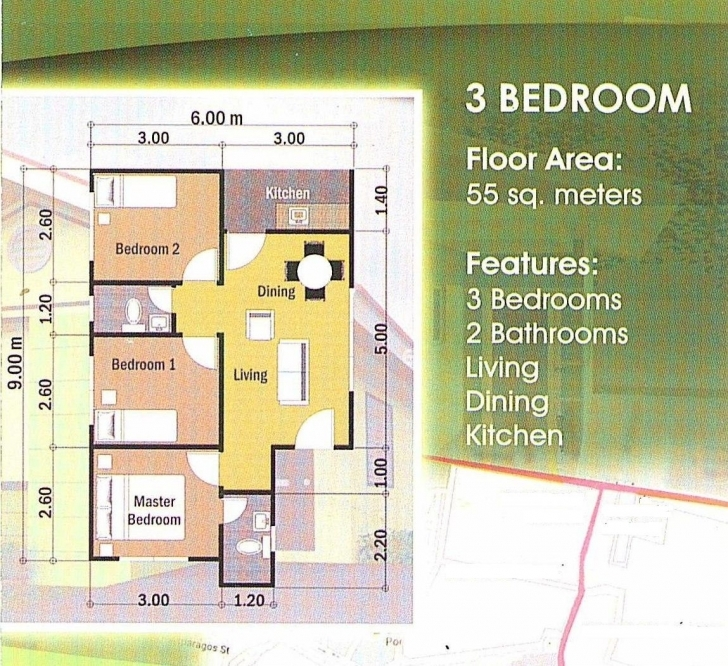 Most Inspiring Pdf Plans 3 Bedroom Plans Download Sofa Table Plans Diy Ryan Homes 3 Bedroom Bungalow Floor Plan Pdf Image