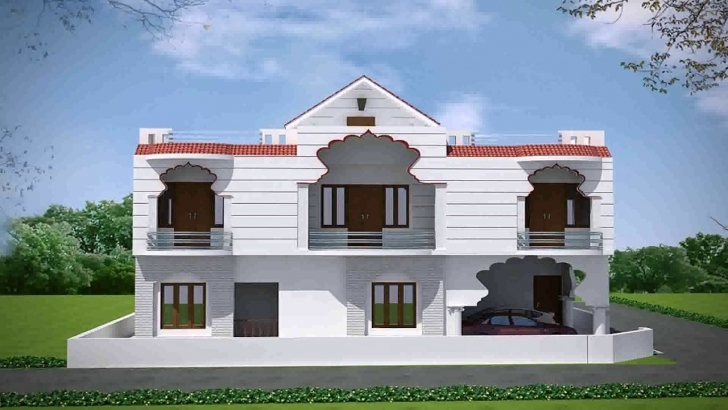 Most Inspiring Small Indian Village House Design - Youtube Village House Design Images Pic