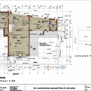 South African Modern House Floor Plans