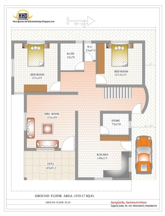 Must See 600 Sq Ft Duplex House Plans Indian Style House Style And Plans Also 1000 Sq Ft House Plans 3 Bedroom Indian Style Image