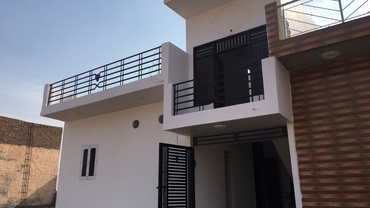 Must See 90 Sq Yard Home, Palwal Sold @ 20.5 Lakh Only. Loan Available 100 Square Yard House For Sale Image