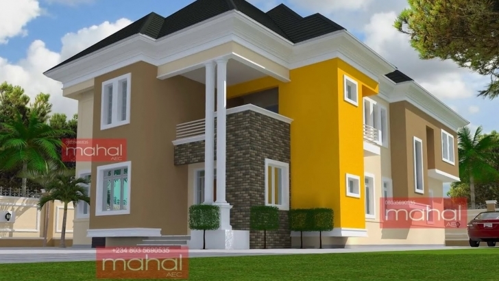 Must See Modern Nigerian House Design Ideas - Youtube Nigerian Residential Architecture Plan Pic