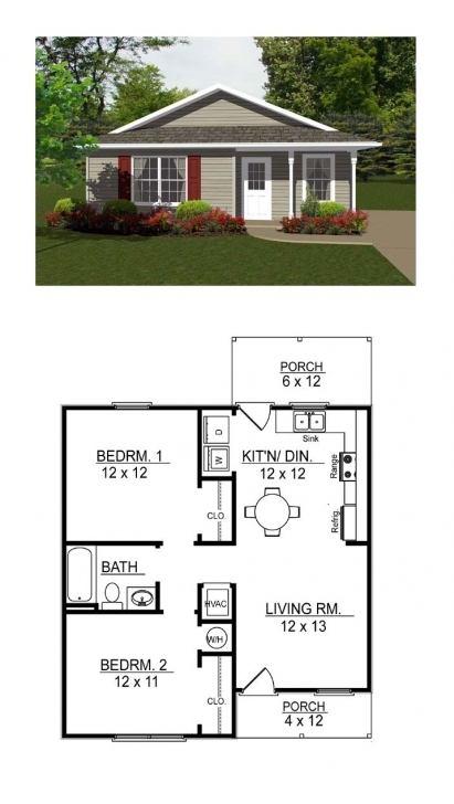 Must See Traditional House Plan 96700 | Tiny House Plans, Tiny Houses And Single Story Tiny House Floor Plans Image