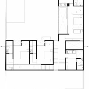 Two Story L Shaped House Plans