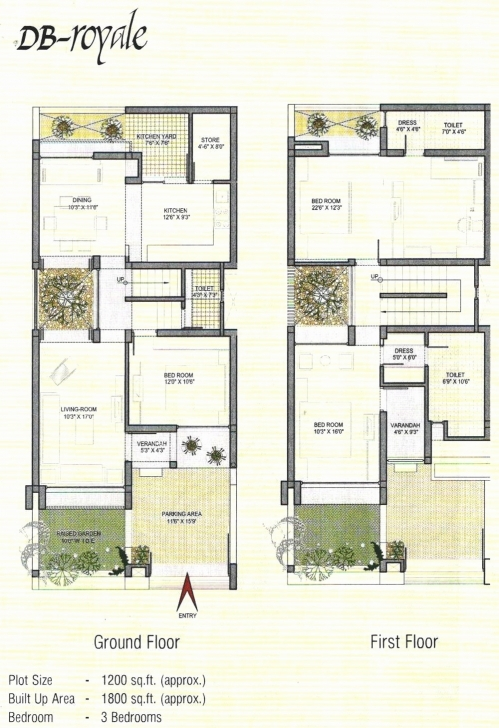 Outstanding 1200 To 1500 Sq Ft House Plans New Duplex House Designs 1200 Sq Ft 1400 Sq Ft Duplex House Plan Picture