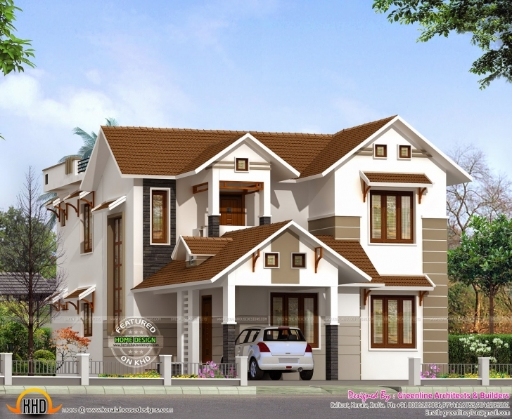 Interesting Home Plan Below 10 Lakhs Luxury November 2015