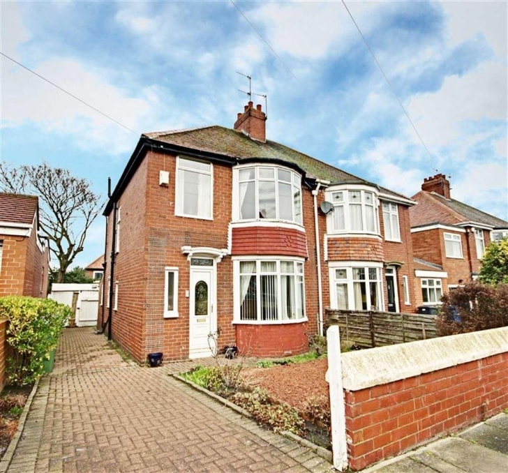 Outstanding Dartford Road, South Shields, Tyne And Wear 3 Bed Semi-Detached Five Bedroom House For Sale South Shields Picture