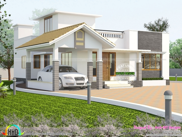 Outstanding Ground Floor House Plan Kerala Home Design Plans - House Plans | #87927 Ground Flour Home Design Pic
