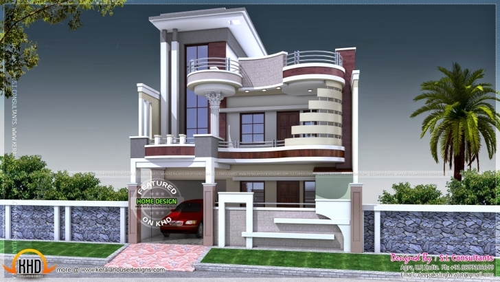 Outstanding July Kerala Home Design Floor Plans Church Drawn For Up 50 X 100 House Design On 50*100 Picture