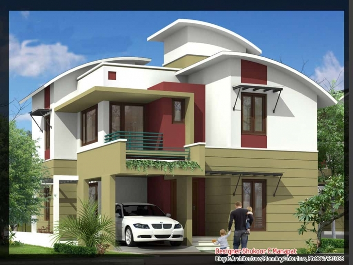 Outstanding Kerala House Plans And Elevations - Keralahouseplanner Kerala House Elevation Designs Image