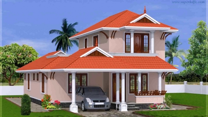 Outstanding Kerala Style House Photos Hd - Youtube Kerala Full Hd House Photo Pic