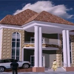 Pictures Of Nigerian Modern Duplex Houses