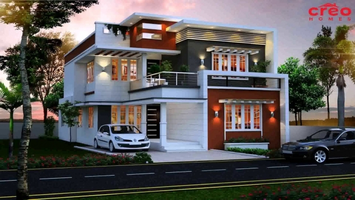Outstanding Small House Front Elevation Designs For Single Floor - Youtube Single Floor Small Home Front Design Picture