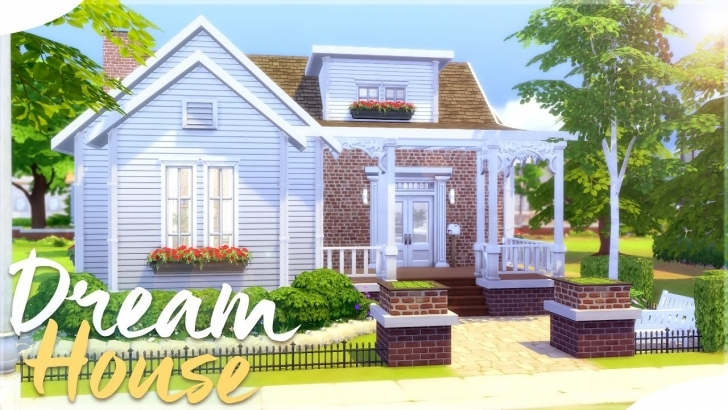 Outstanding The Sims 4: House Building || My Dream House My Dream House Image Pic