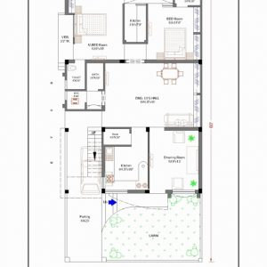 Free Small House Plans Indian Style