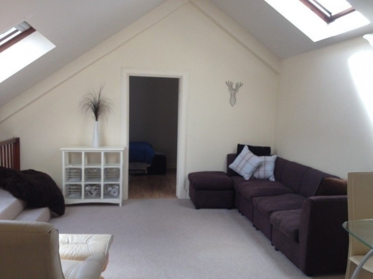Picture of 1 Double Room Available In Large, Modern 3 Bedroom Flat In Glasgow Three Bedroom Flats Glasgow Image
