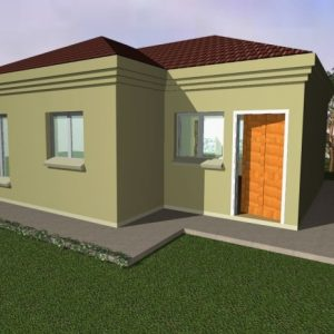 Free 2 Bedroom House Plans South Africa