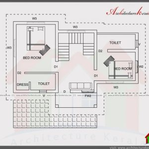 Home Designs 4 Bhk Plan 1500 Sq Ft
