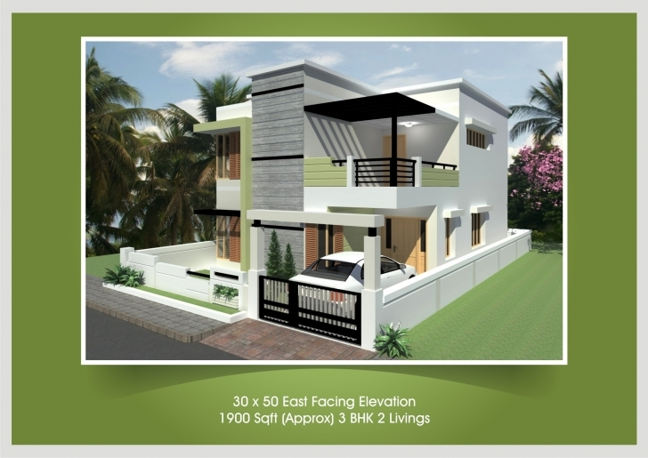 Picture of Independent House Design Plans In India | The Base Wallpaper Front Elevation Of Indian House 30X50 Site Single Floor Photo