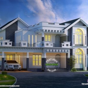 Kerala House Designs And Floor Plans 2015