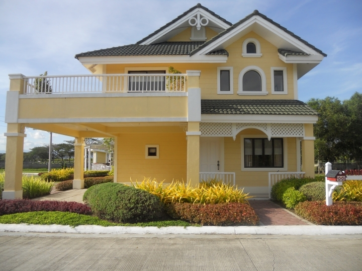 Picture of Lladro Model House Of Savannah Crest Iloilo By Camella Homes House Plans For Sale Philippines Pic