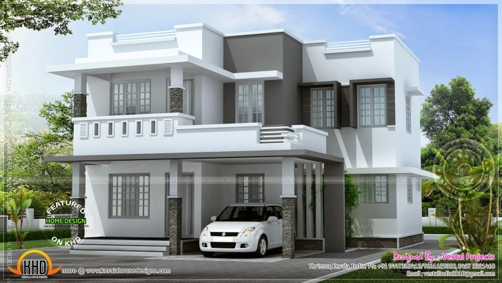 Picture of Simple Beautiful House Kerala Home Design Floor Plans - Building Indian Simple House Photo Gallery Pic