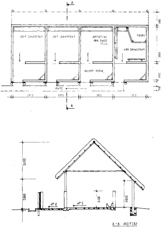 Picture of Small Scale Pig Housing Plans S1250Eax | Best Home Ideas Small Scale Pig Housing Plans Pic