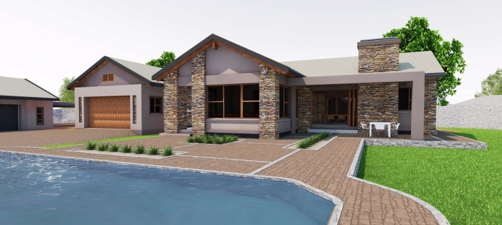 Picture of South African House Designs - Homes Floor Plans Modern South African Farm Houses Photo