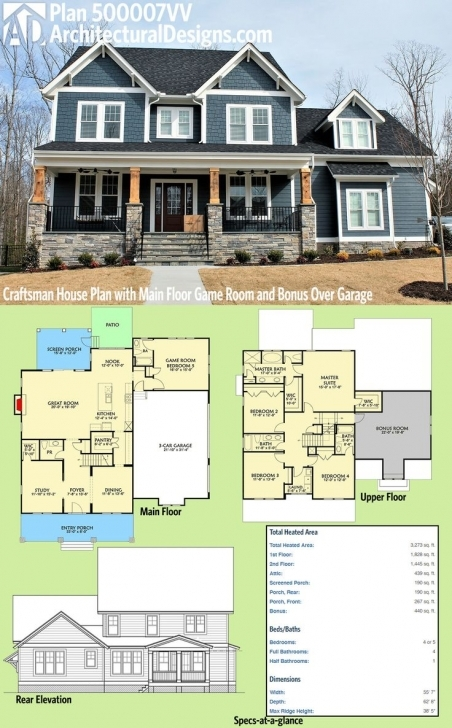 Popular 22 Best House Floor Plans Images On Pinterest | Dream House Plans 3 Good Bedrooms House Plan Soise Com Image