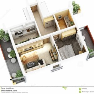 3D House Plan Images Free