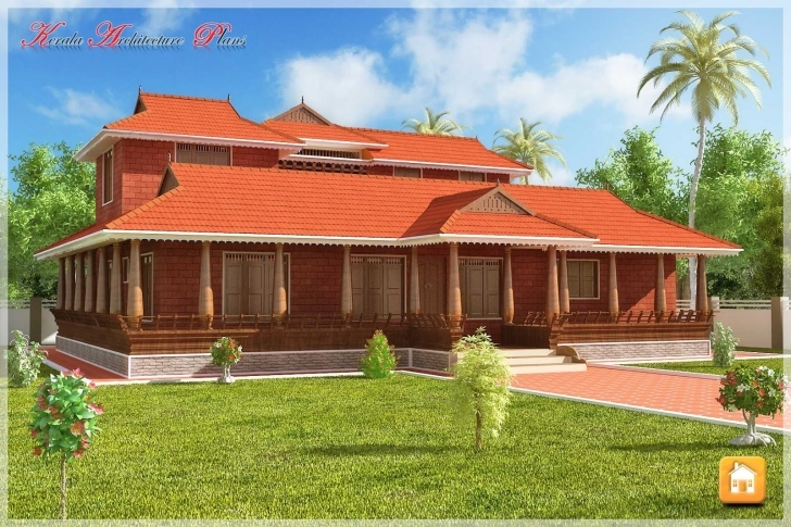 Popular Beautiful Traditional Nalukettu Model Kerala House Plan Beautiful Nalukettu Houses In Kerala Image