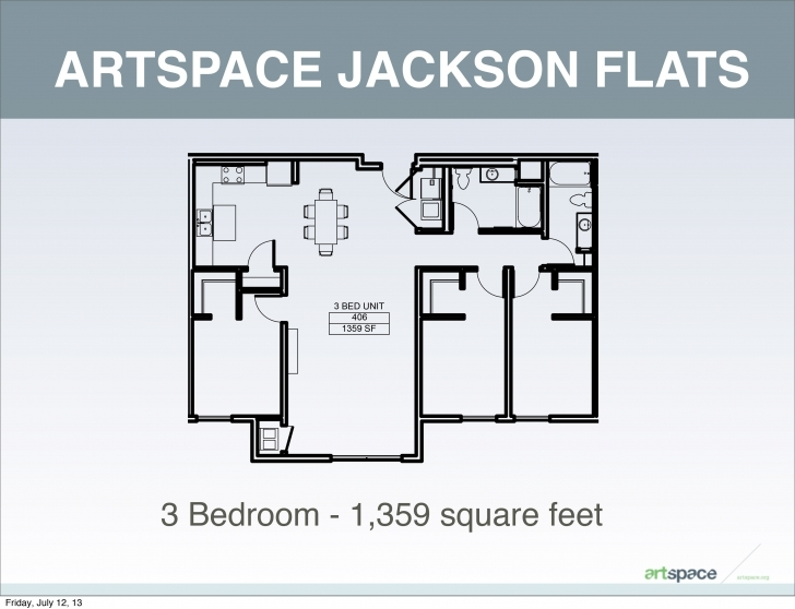 Popular Bedroom Flat Plan Drawing Architectural Drawings Pictures Details Of The Latest Three Bedroom Flat Picture
