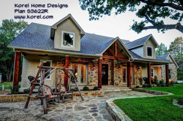 Popular Country Cottage House Plans With Porches Home Covered Hill Wrap Country House Plans Picture