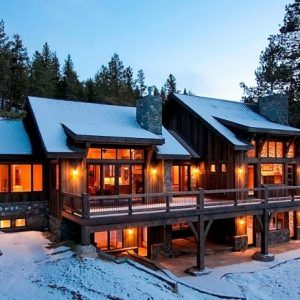 Luxury Mountain Home Floor Plans