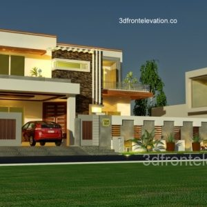 House Design On 50*100