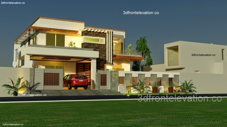 Popular Front Valuation Plan 2017 India House Design On 50*100 Photo