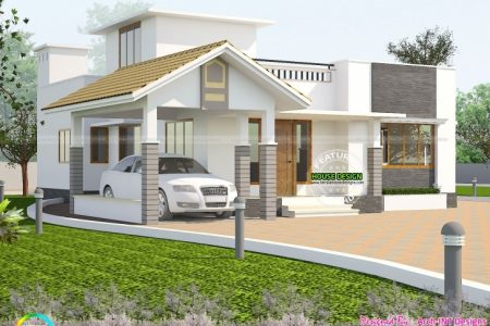 Kerala Home Design Ground Floor
