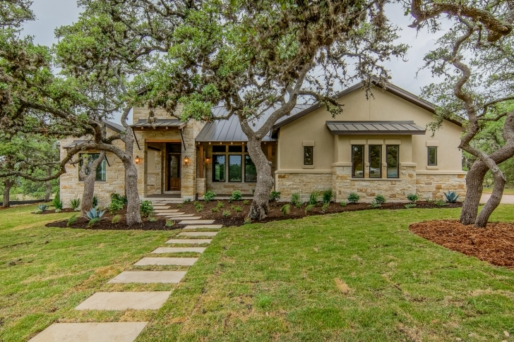 Popular Home Architecture: Best Modern Texas Home Plans Hill Country Texas House Plans For Sale Texas Photo