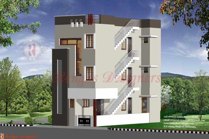 Popular House: Small Indian House Plans Modern Modern Indian House Pic Picture