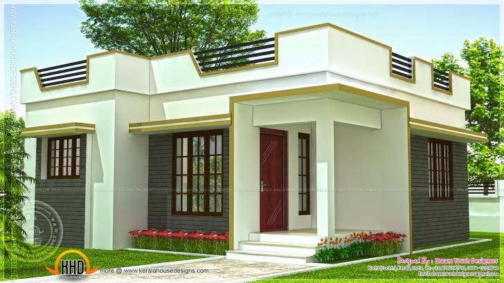 Popular Kerala Small House Low Budget Plan Modern Plans Blog - Home Plans Kerala Small House Design Image