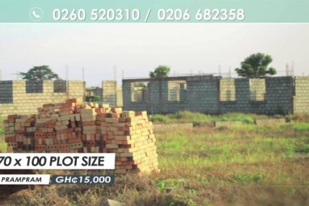 1 Plot Of Land Ghana