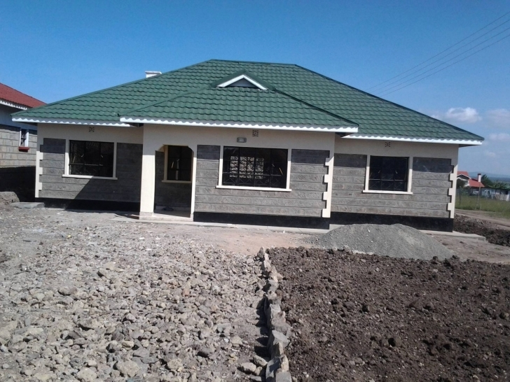 Remarkable 4 Bedroom House Plans And Designs In Kenya Luxury Simple Beautiful Simple 4 Bedroom House Plans In Kenya Picture