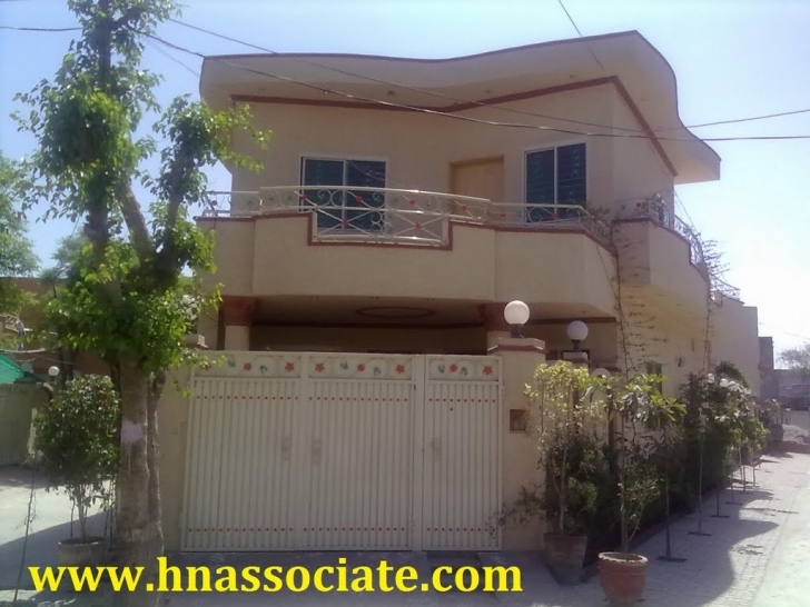 Remarkable 96+ Home Front View Design Pictures In Pakistan - Front View House 5 Marla House Front Design In Pakistan Picture