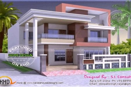 Home Front Design In India