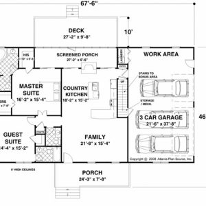 1500 Sq Ft House Plans With Loft